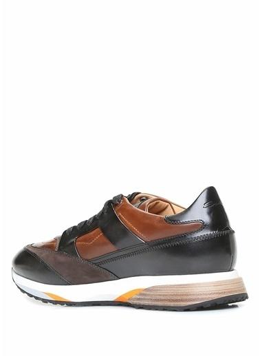 Santoni Sneakers Kahve